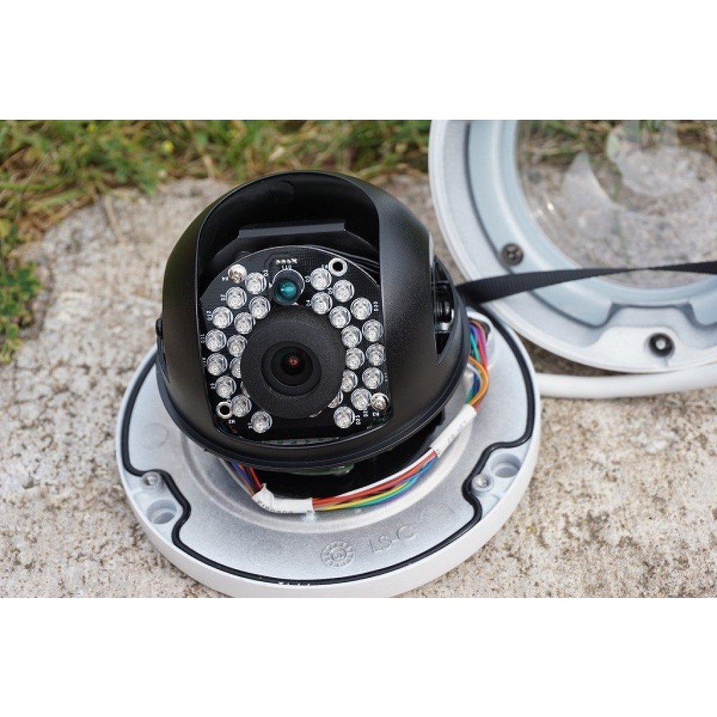 DS-2CD2132-I - Hikvision 3MP IR Fix Dome Camera (12mm) - Pro Series