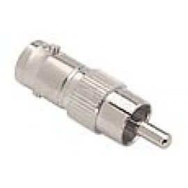 JEC-07 BNC Female to RCA Male Connector
