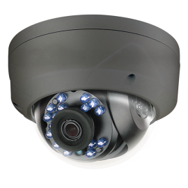 JE-HDT1802DB - OEM 1080P Vandal-Dome Camera (2.8mm lens)