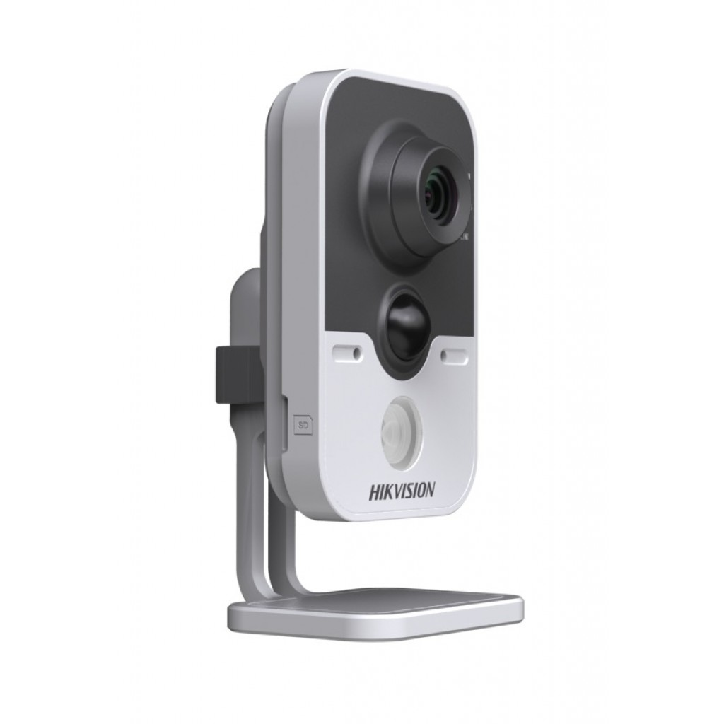 Hikvision Ds 2cd2412f Iw 1 3mp Wi Fi Cube Camera Jetview