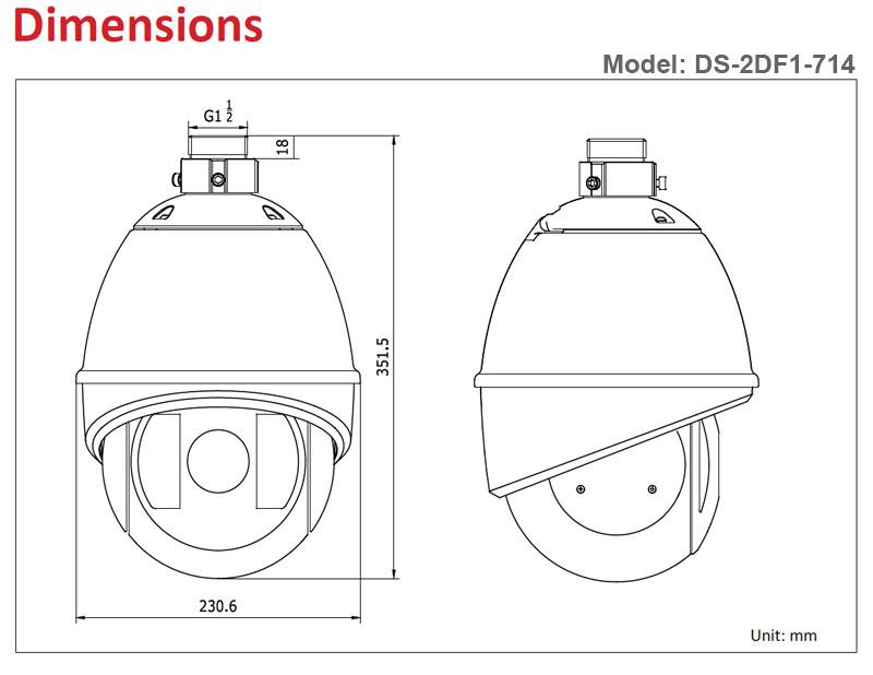 Genuine Hikvision 4ch 1080p Dvr 1tb 3 X Exir Bullet Cam border=