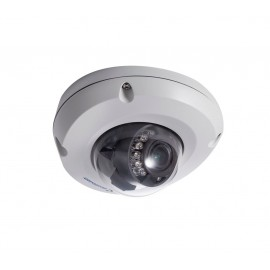GV-EDR2700-2F 2MP H.265 Super Low Lux WDR Pro IR Mini Fixed Rugged IP Dome