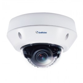 GV-VD8700 8MP H.265 Face Recognition Low Lux WDR IR Vandal Proof IP Dome