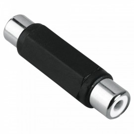 JEC-17 RCA Female to Female Connector