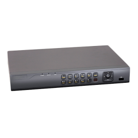 JE-7504HDT (Hikvision OEM) Professional 4 Channel 5MP HD-TVI 4.0 DVR + 2CH IP w/ 1TB HDD